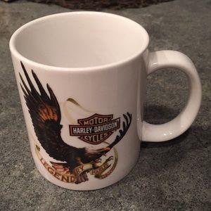 Harley Davidson eagle Legend Mug